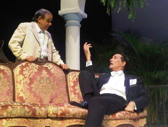 Héctor Manrique y Jean Carlo Simancas