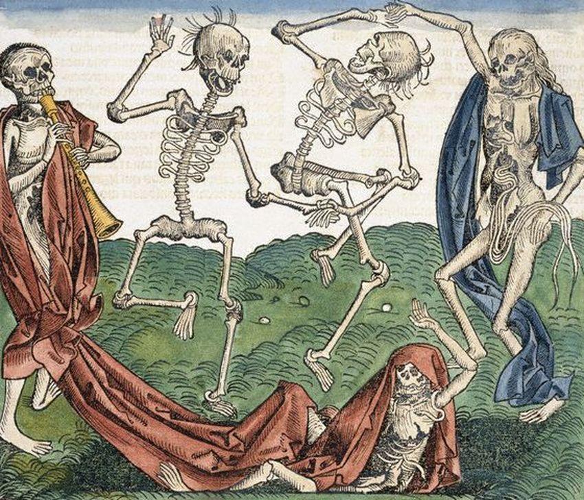 Resultado de imagen para . La Danza de la Muerte