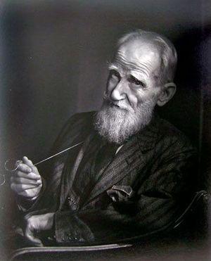 George Bernard Shaw, por Yousuf Karsh