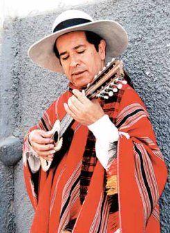 Ernesto Cavour y el charango boliviano 84de6706e5e