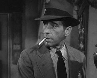 Humphrey Bogart como Philippe