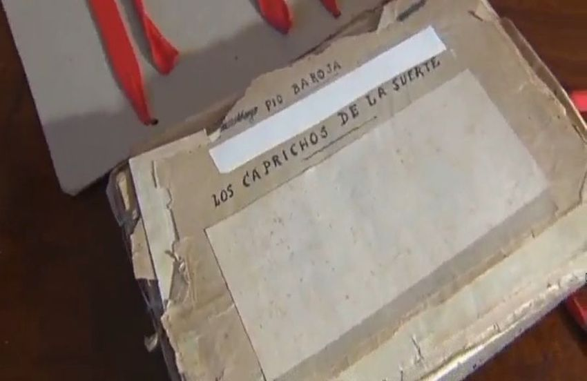 """Los caprichos de la suerte"", de Pío Baroja"
