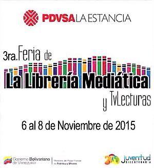 3ª Feria del Libro de La Librería Mediática y TVLecturas