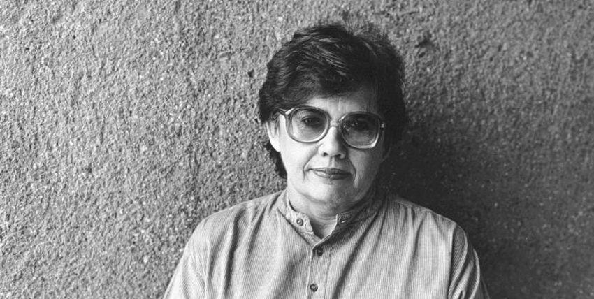 La rebeldía está presente en toda la obra de Miyó Vestrini.