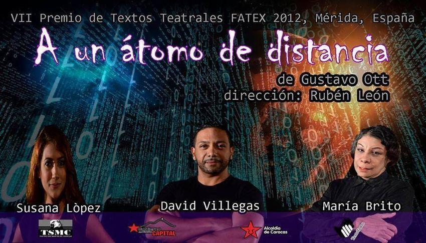 """""""A un átomo de distancia"""", de Gustavo Ott"""