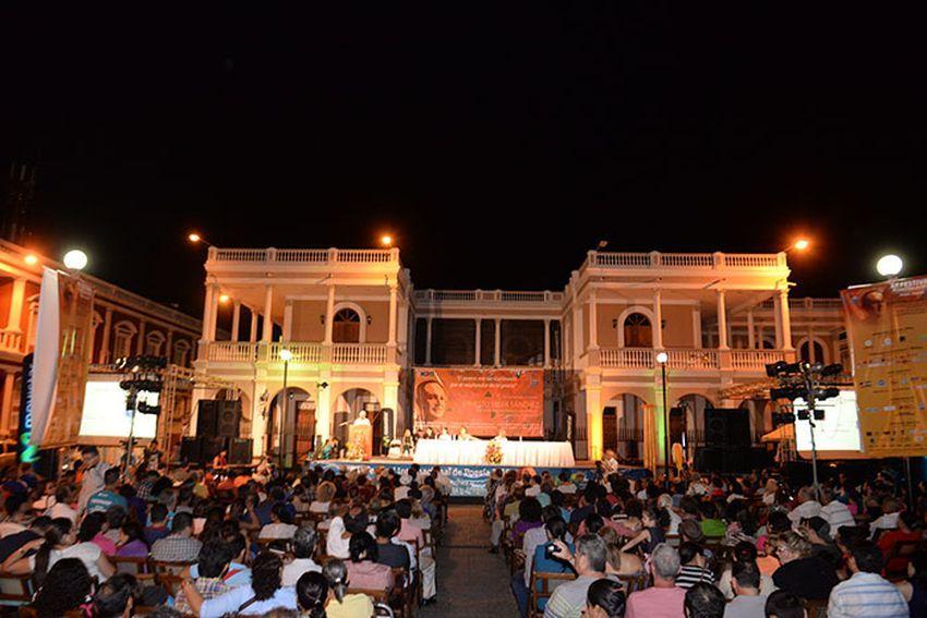 XII Festival Internacional de Poesía de Granada