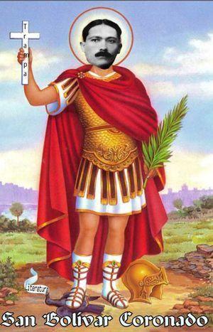 Rafael Bolívar Coronado, por Carlos Yusti