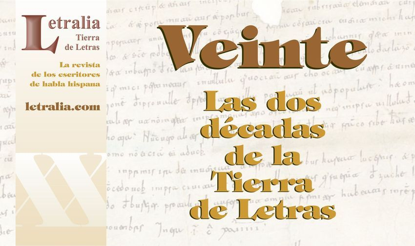 Veinte Las Dos Decadas De La Tierra De Letras Varios Autores