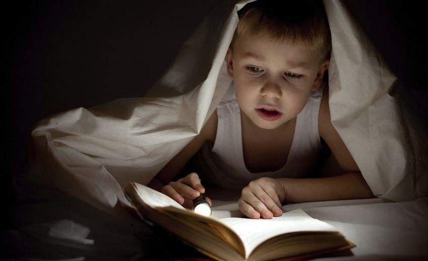 Cómo estimular la lectura en los niños, por Benedicto González Vargas