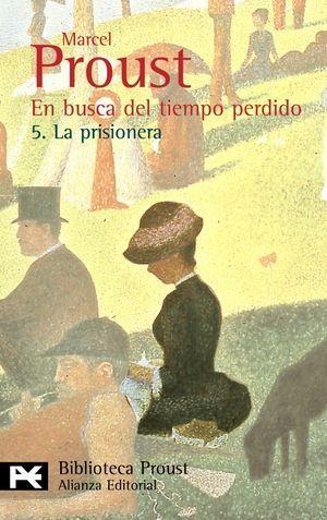 """""""La prisionera"""", de Marcel Proust"""