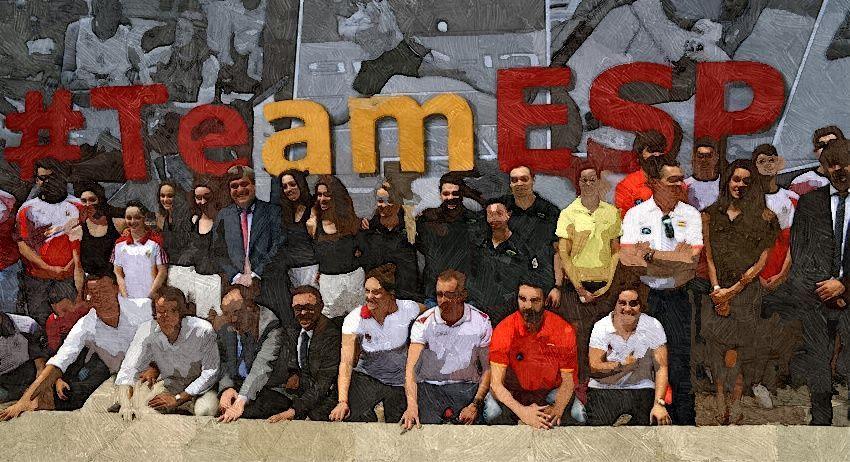 España en los Juegos Olímpicos de Río de Janeiro 2016