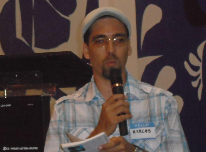 Marcos Ruiz Pérez