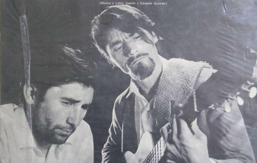 Gastón y Eduardo Guzmán, grupo Quelentaro