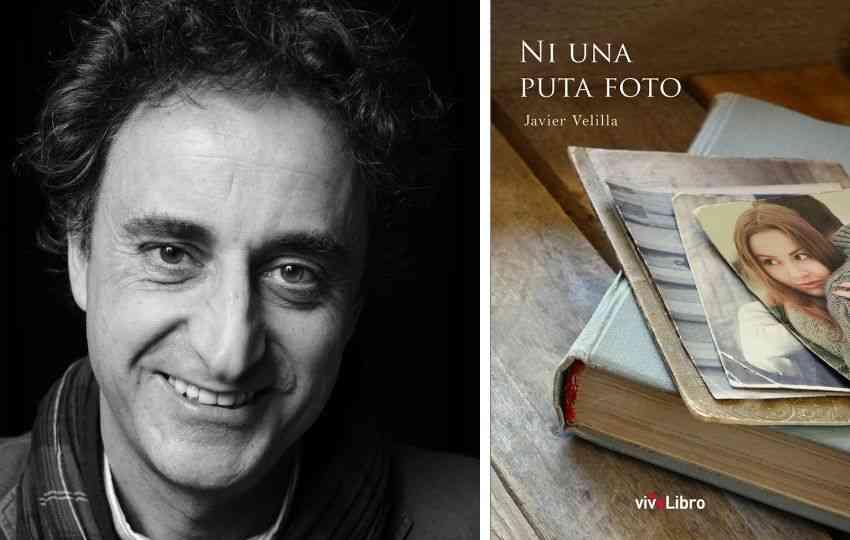 """Ni una puta foto"", de Javier Velilla"