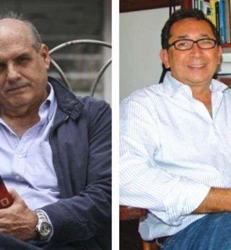 Gonzalo Higueras Cortés y Francisco Suniaga