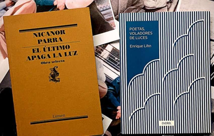 Parra&Lihn/Lihn&Parra, por Rolando Gabrielli