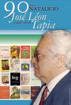 """Premio de Ensayo """"Vida y Obra de José León Tapia"""" 2017"""