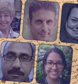 Cinco correctores hispanoamericanos