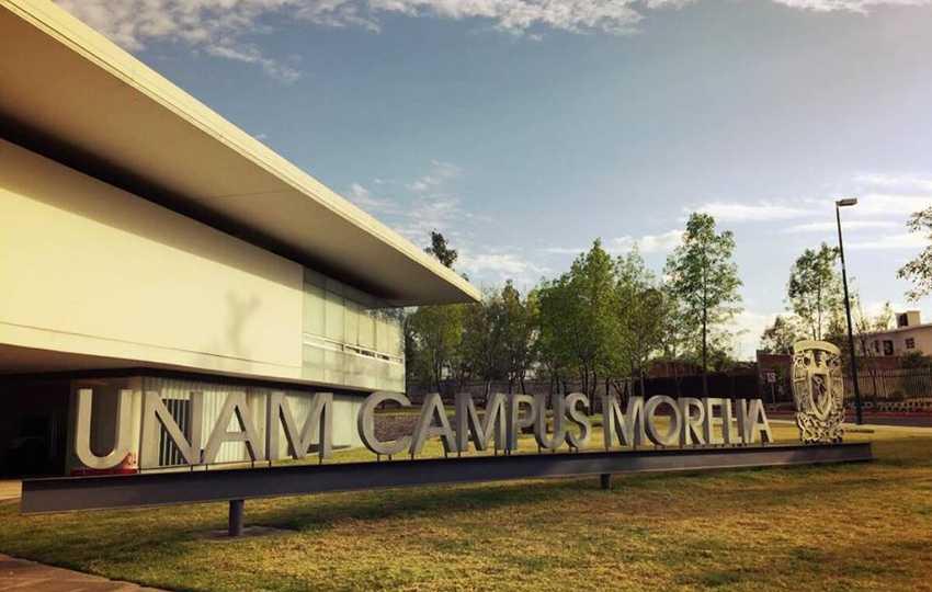 Unam Campus Morelia