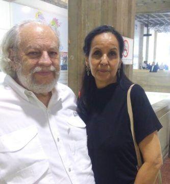Marcos Tarre y Yajaira Requena de Tarre