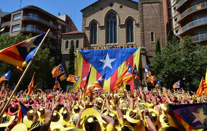 Separatismo catalán