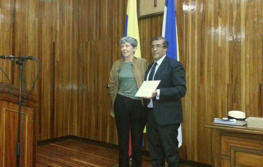 I Premio Filippo Vagnoni para Victoria De Stefano