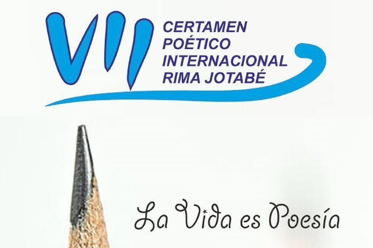 VII Certamen Poético Internacional Rima Jotabé