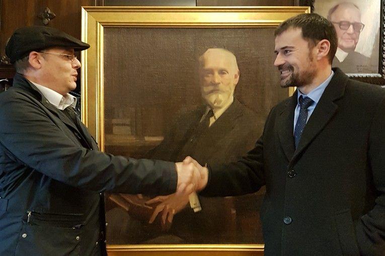 Alejandro Cabeza y Xabiel García Pañeda