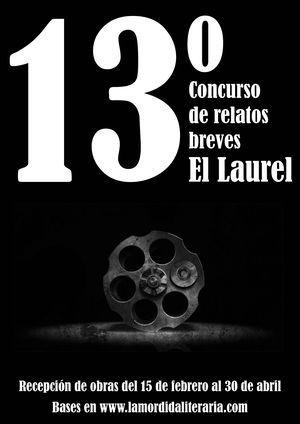 XIII Concurso Literario El Laurel