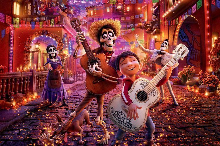 """""""Coco"""", de Lee Unkrich y producida por los estudios Disney-Pixar"""