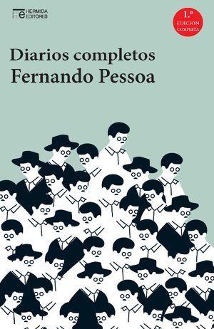 """""""Diarios completos"""", de Fernando Pessoa"""