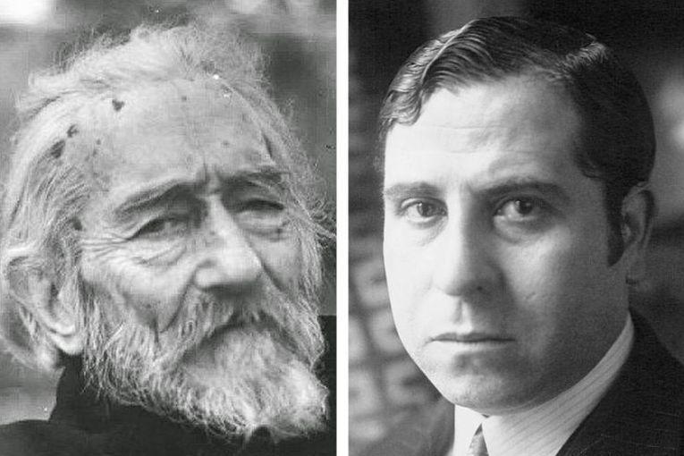 Macedonio Fernández y Ramón Gómez de la Serna
