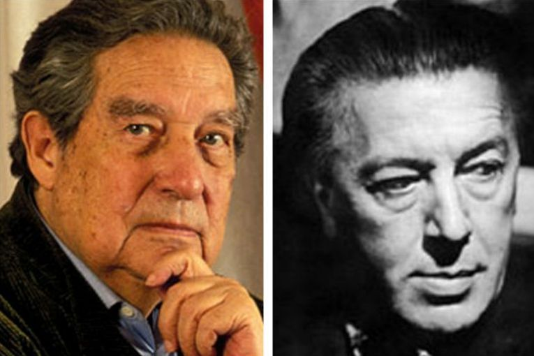 Octavio Paz y Aldo Pellegrini
