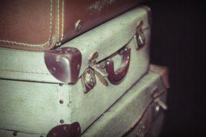 Seis maletas, por Tibisay Vargas Rojas