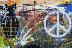 """Guerra y paz"" (2014), de Jamal D. Sutter"