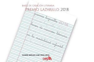 Premio Lazarillo 2018 - Creación Literaria Modalidad Infantil