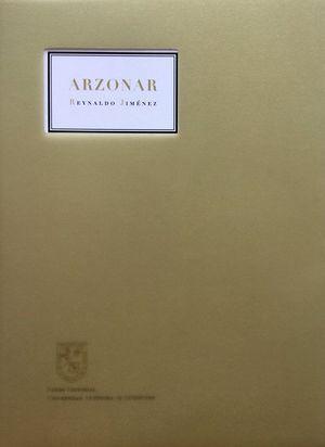 """""""Arzonar"""", de Reynaldo Jiménez"""
