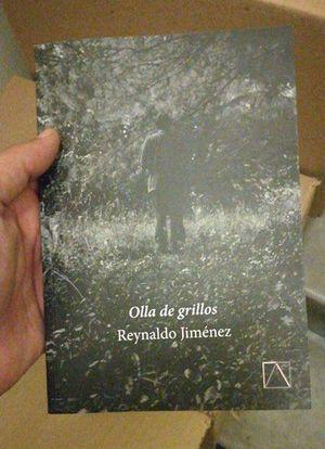 """Olla de grillos"", de Reynaldo Jiménez"