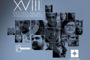 XVIII Premio Anual Transgenérico - Fundación para la Cultura Urbana