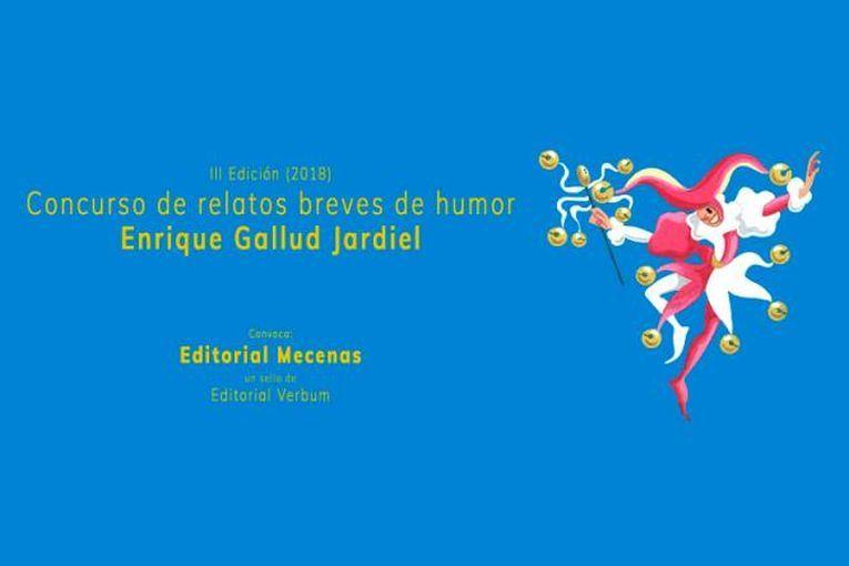 III Premio Enrique Gallud Jardiel de Relatos Breves de Humor (2018)