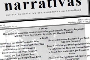 Narrativas, revista de narrativa contemporánea en castellano