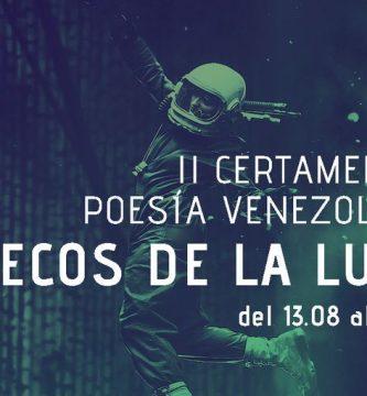 """II Certamen de Poesía Venezolana """"Ecos de la luz"""""""