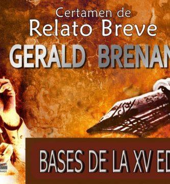 XV Certamen de Relato Breve Gerald Brenan