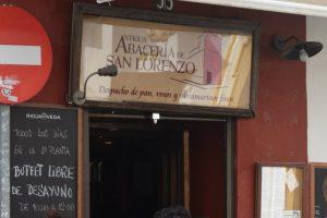 VII Certamen Literario de Cuentos Gastronómicos de la Antigua Abacería de San Lorenzo