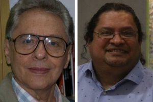 José Balza y Juan Carlos Chirinos