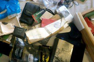 Inventario de una gaveta (a propósito del significado de escribir un blog), por Carlos Yusti