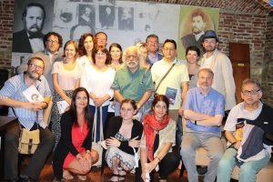 Encuentros Internacionales en Telciu (Rumania)