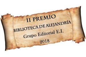 II Premio Biblioteca de Alejandría de Novela
