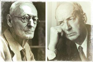 Hermann Hesse y Vladimir Nabokov