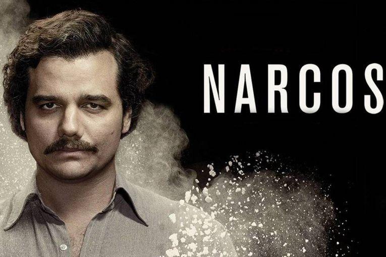 """Serie """"Narcos"""", de Chris Brancato, Eric Newman y Carlo Bernard, y producida por Netflix"""